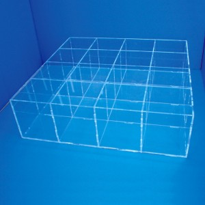 Expositor caixa 60 forats
