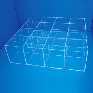 Expositor caja 60 huecos