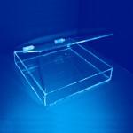 Espositore scatola di caramelle con corpechio incernierato