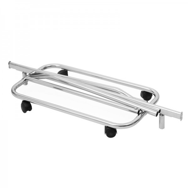 Metallic Coat Rack With Extendable Wheels In Height And Width 40cm MCM Delectable Height Of Coat Rack