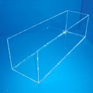 Boîte exposant collecteur sans façade