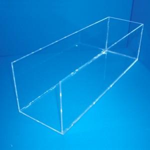 Expositor caixa recollidor sense frontal