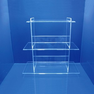 Display shelf 3 shelves