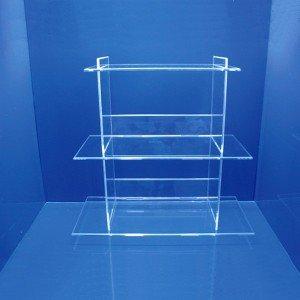 Espositore shelf 3 ripiani