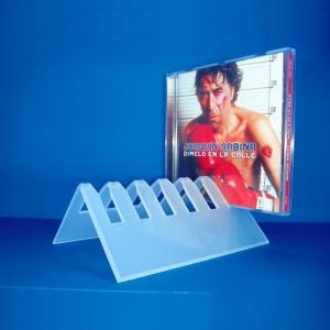 "Espositore 6 CD ""L"""