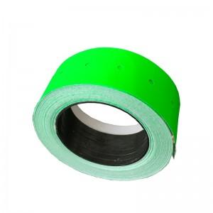 Rouleau d'étiquettes pour 1 ligne pour l'étiquetage G2000