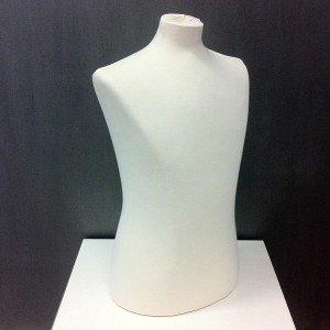 Busto caballero para costura o exponer ropa