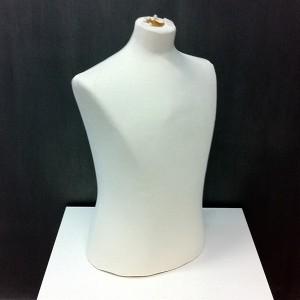 Busto corto uomo per le cucitura o l'esposizione di abbigliamento