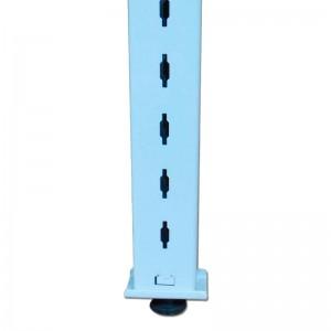 Columna de ferro per prestatgeries i góndoles