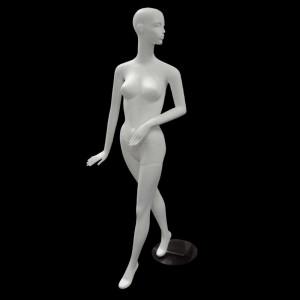 White matt lady mannequin mod. Elena
