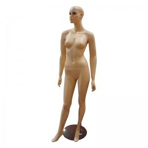 Lady mannequin flesh color mod. Flor