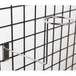 Aufhänger für Kappe oder Ball  für Stahlgitterkugel MOD.1