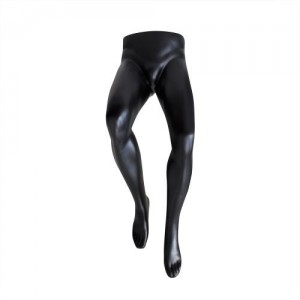 Expositor piernas de hombre para pantalones de colgar o sobremesa