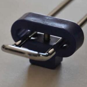 Système antivol pour un double crochet (blister-guard)