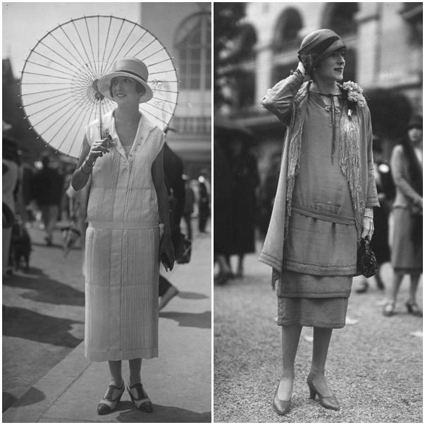 chaqueta mujer años 20