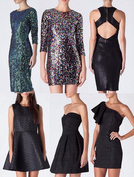 Boutique en ligne e51a0 c51ca 5 tendencias en vestidos de Nochevieja