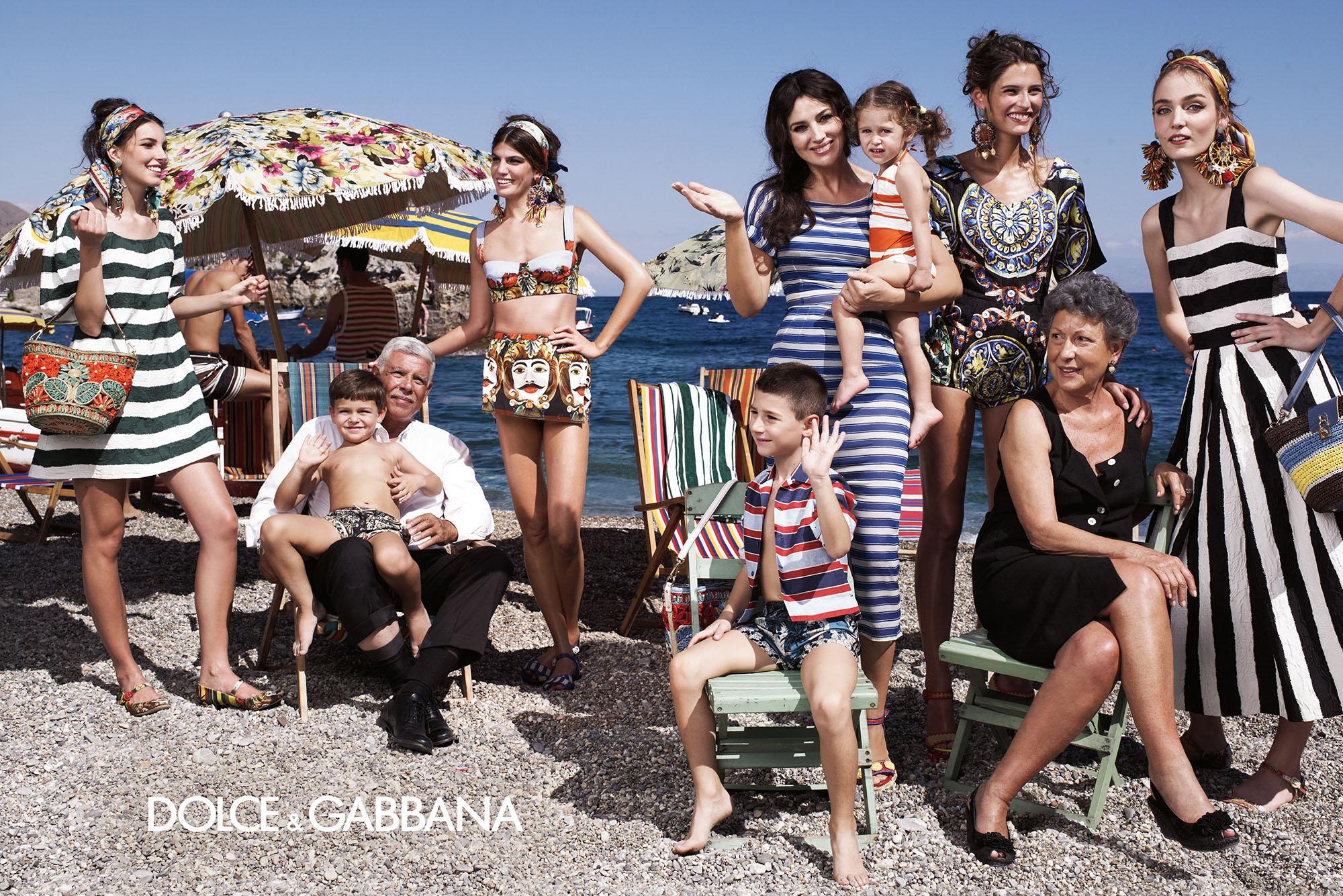 9c63589e36 Dolce   Gabbana  alta costura y controversia
