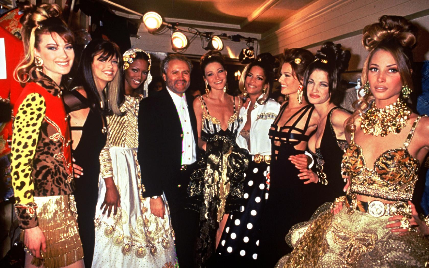 Versace, un grande de la historia de la moda